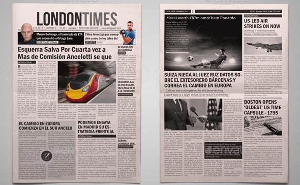 BW-Newspaper-Template